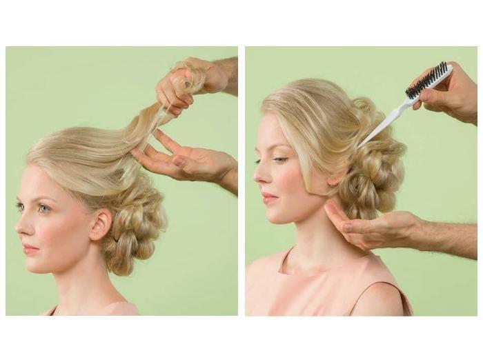 Прически для подростков на средние волосы в домашних условиях