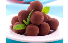 Шоколадные трюфели по-домашнему