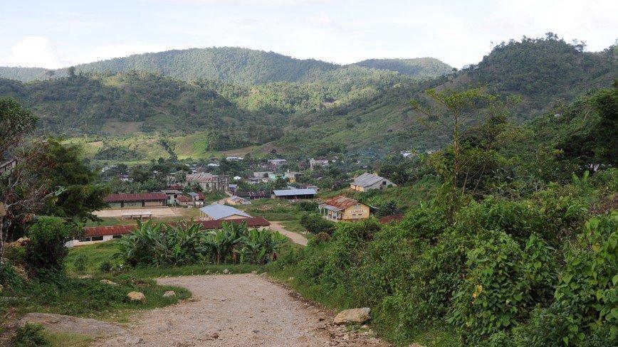 Жизнь женщины в Гватемальской деревне