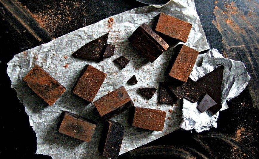 6 вкусных косметических средств с шоколадом и какао