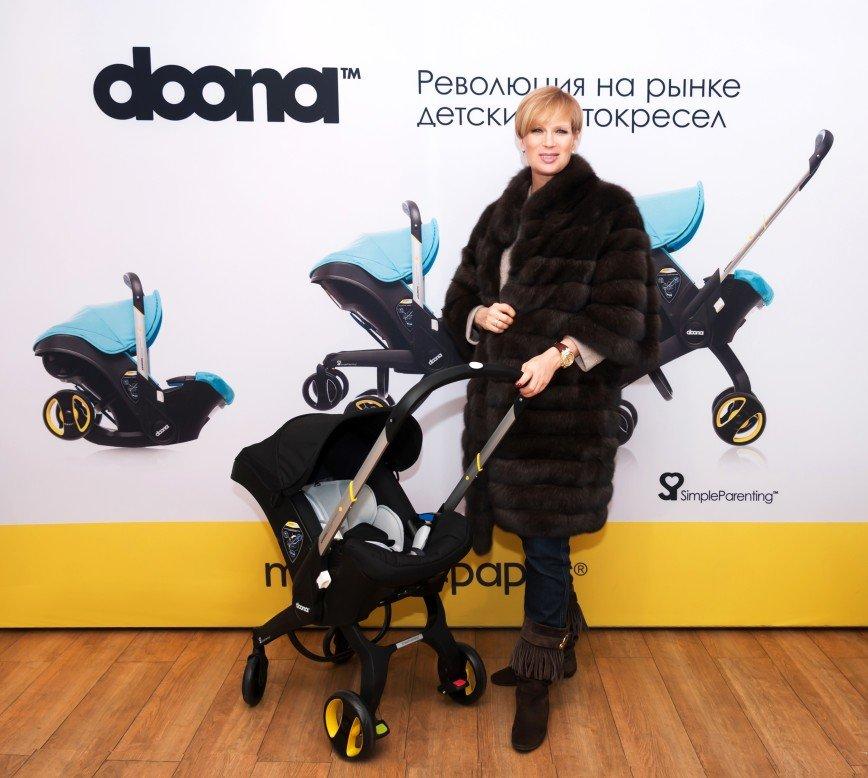Новинки для детей в декабре: [b]Doona - автомобильное кресло нового поколения в сети магазинов Mamas&Papas[/b]    Doona -  детское автомобильное кресло нового