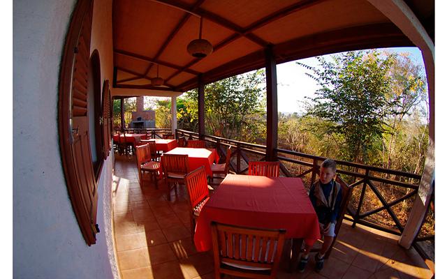 Мадагаскар – остров лемуров. Часть 3: И покушать на террасе с видом на окрестности