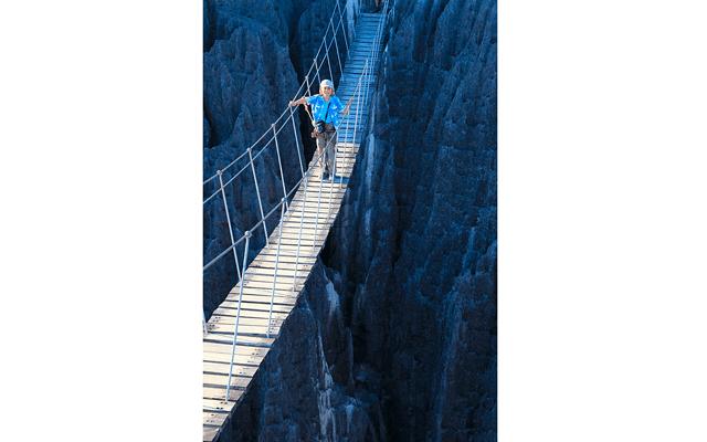 Мадагаскар – остров лемуров. Часть 3: Автопортрет на мосту