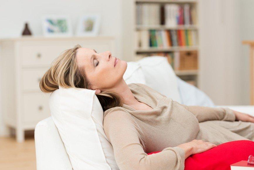 Как беременной снять усталость 493