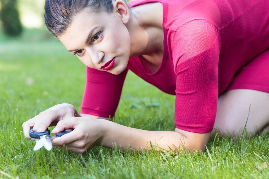 Ваш газон – ваши правила
