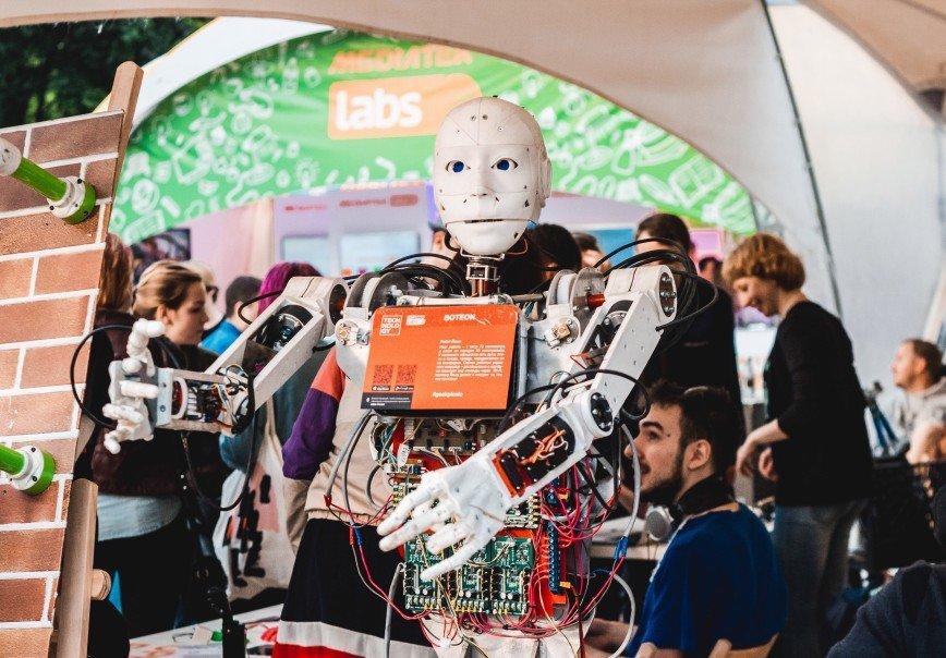 ТОП-10 самых интересных развлечений для детей на фестивале Geek Picnic