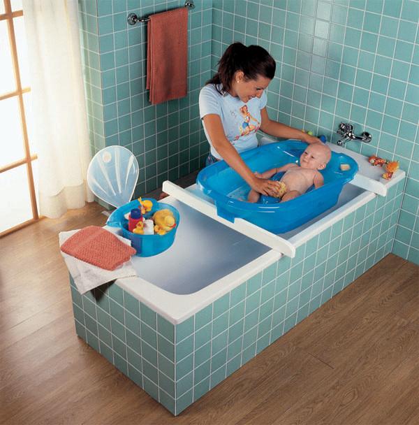 Детская ванна фото