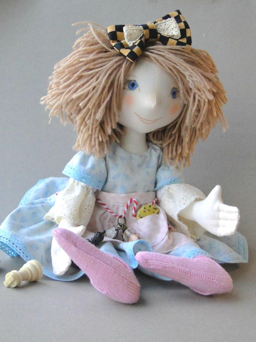 Чудо кукла своими руками