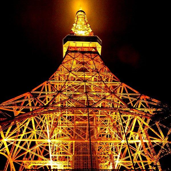 Телевизионная башня Токио