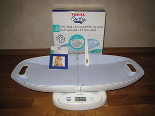 Tefal baby home инструкция весы