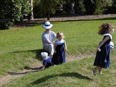 Игры на траве