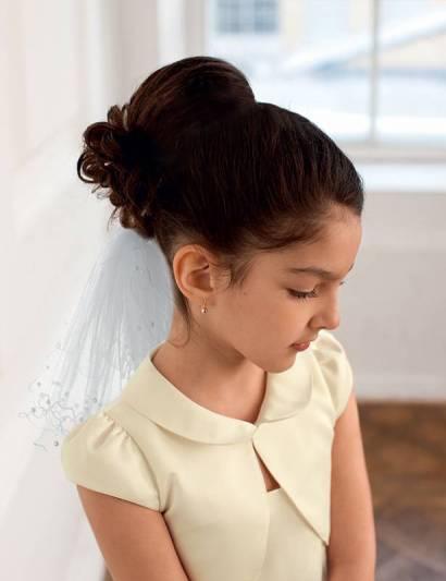 Украшение для девочек PACF021105 - белоснежный  260р