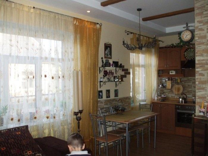 Как совместить зал с кухней в хрущевке