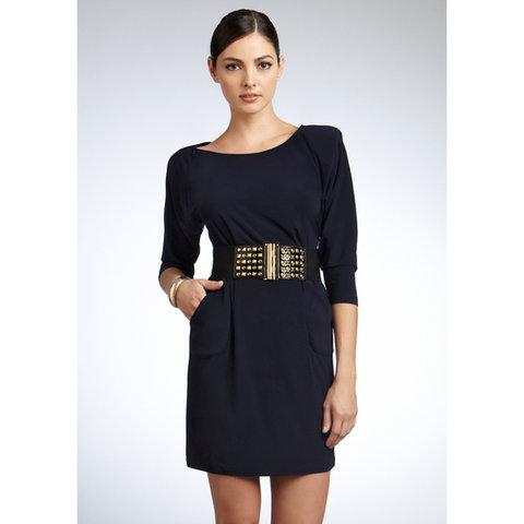 модные короткие платья-2008-2009 года