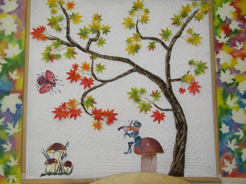 Картины для оформления группы в детском саду своими руками - Домашний Очаг - Полезные советы Онлайн