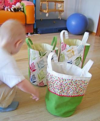 Как сшить сумку для игрушек