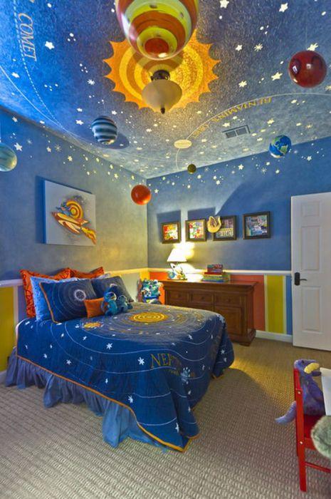 Как сделать комнату мальчику
