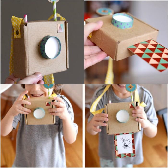 Коробка как сделать идеи