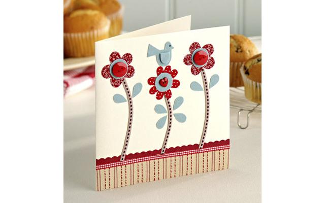 Сделать красивую открытку своими руками маме