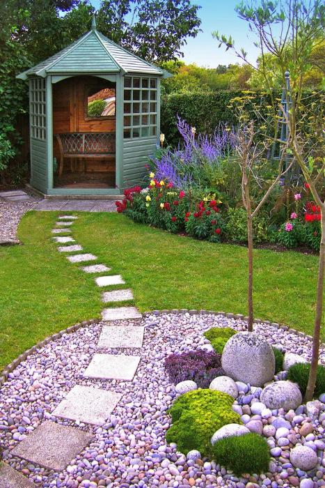 Как сделать сад и дом красивыми своими руками
