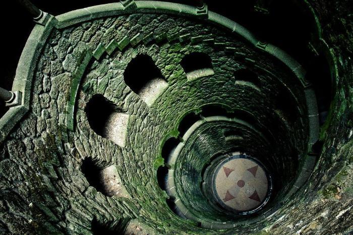 Как сделать лестницу в компас