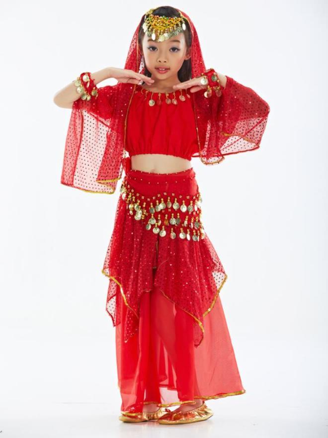 Восточные детские костюмы