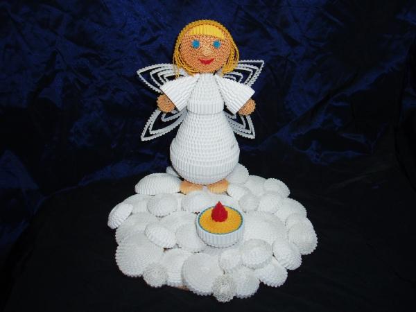 Ангелы своими руками на конкурс