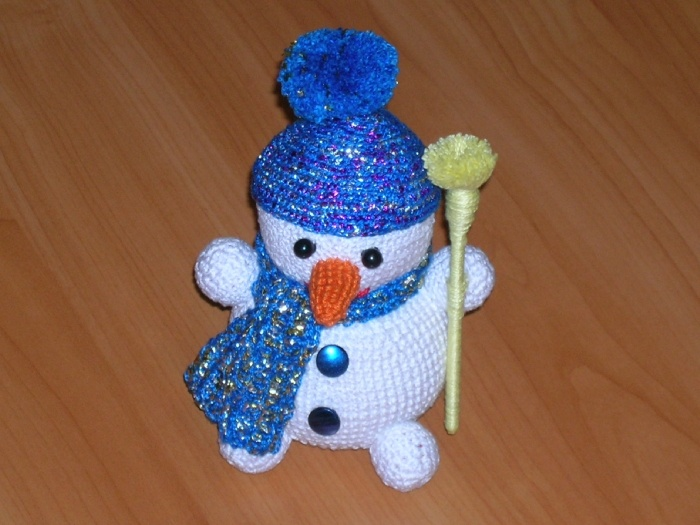 Снеговик поделка в детский сад своими руками фото