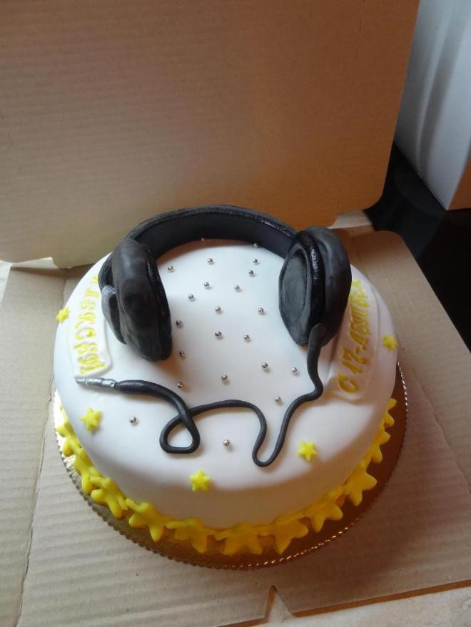 Торт для подростка из мастики фото