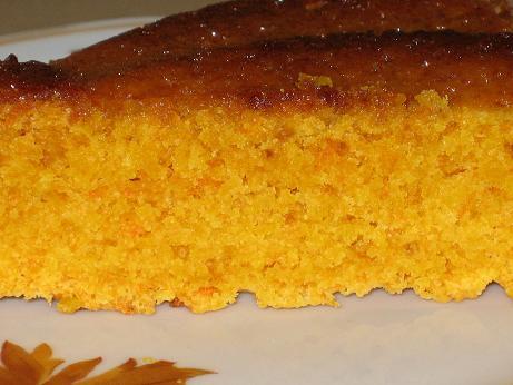 Пирог из моркови рецепт с фото простой