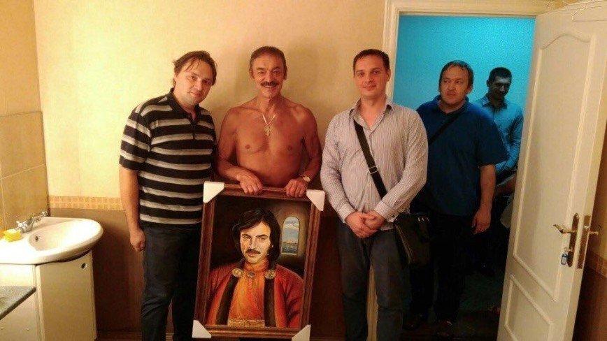 Михаил Боярский снял шляпу перед Митьками