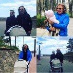 Игорь Николаев поделился фото с младшей дочерью