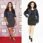 Кукла Барби формата plus size