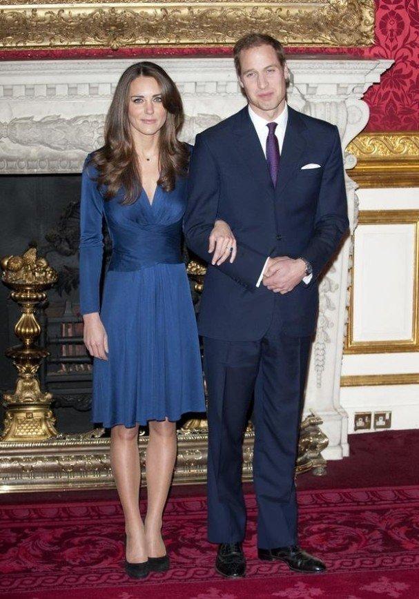 Платье Кейт Миддлтон выпустили в бюджетном варианте