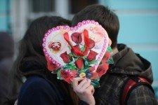 В День святого Валентина пассажиры метро услышат стихи Пушкина и Рязанова
