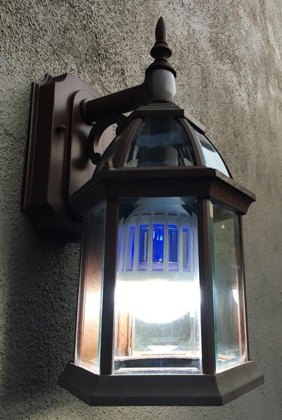 Лампочки, которые спасают от насекомых