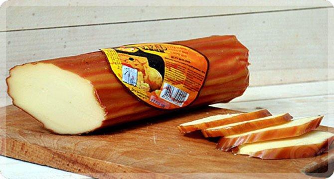 Как сделать колбасный сыр в домашних условиях