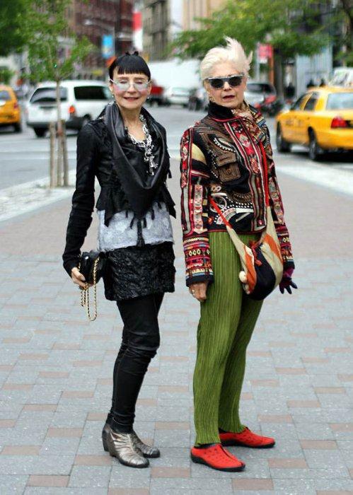 Красивые модные стильные люди