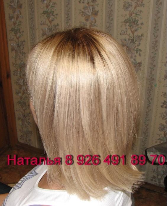 Стрижки с эффектом отросших волос