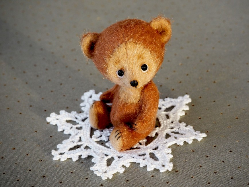 Вуки, 9 см ростом