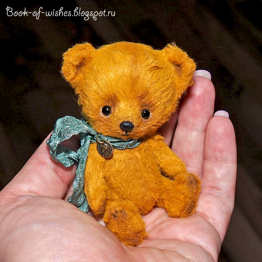Мишутка ростом 9 см