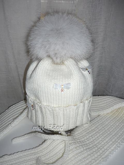Помпон на шапку из меха своими руками