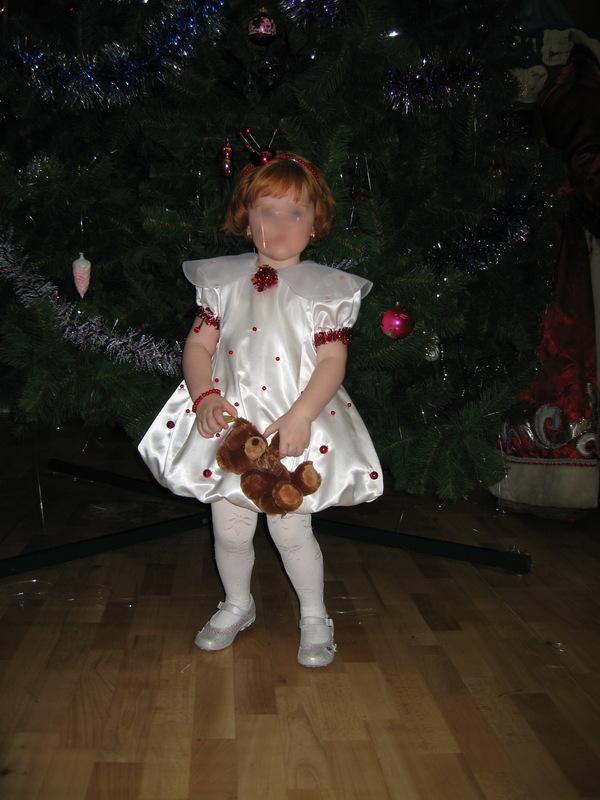 Костюм бусинки своими руками на новый год фото