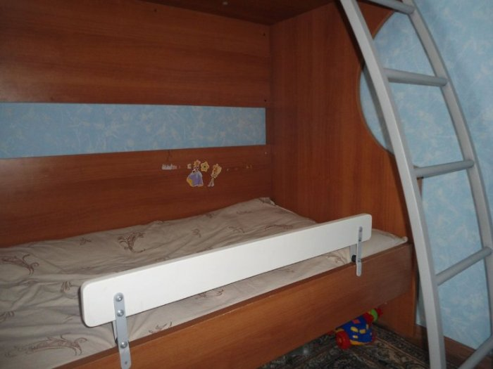 Как сделать борт для кровати