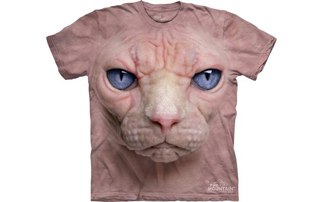 печать 3д футболок