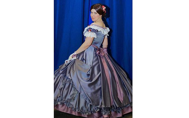 Как сшить платье бальное 18 века 94