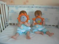 У нас сразу 2 лапочки-дочки)