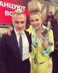 Лена Ленина увезла танцующего  итальянского миллионера в русскую баню
