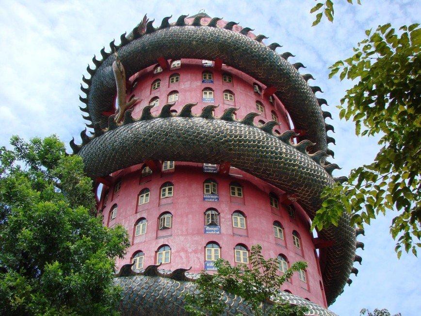 Храм Гигантского дракона
