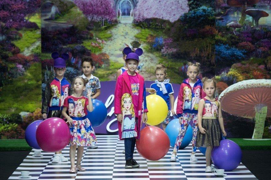 Неделя моды в Москве: Stilnyashka